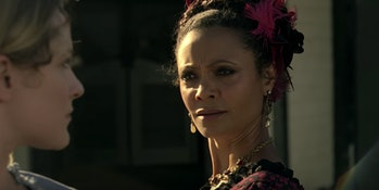 Maeve and Dolores may share a realization in 'Westworld'