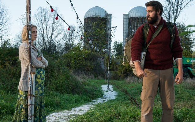 'A Quiet Place' happens mostly on a farm, so what if a sequent went somewhere more urban?