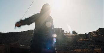 Rory McCann, aka Sandor Clegane or The Hound, in 'Game of Thrones' Season 7