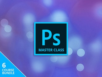 The Complete Photoshop Master Class Bundle 2019