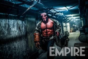 Hellboy David Harbour Reboot