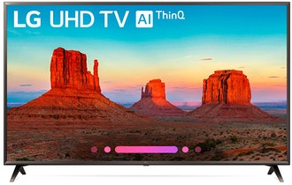 LG Electronics 55-Inch 4K ThinQ