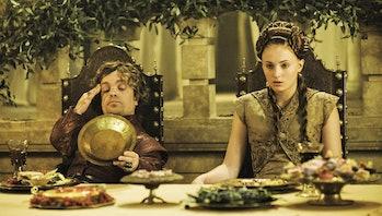 Tyrion Sansa