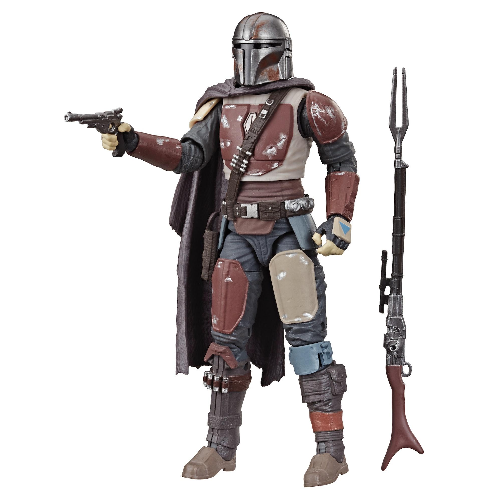 Star Wars The Mandalorian Black Series Figure