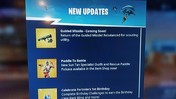 Guided missile return