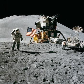 Apollo 15 mission
