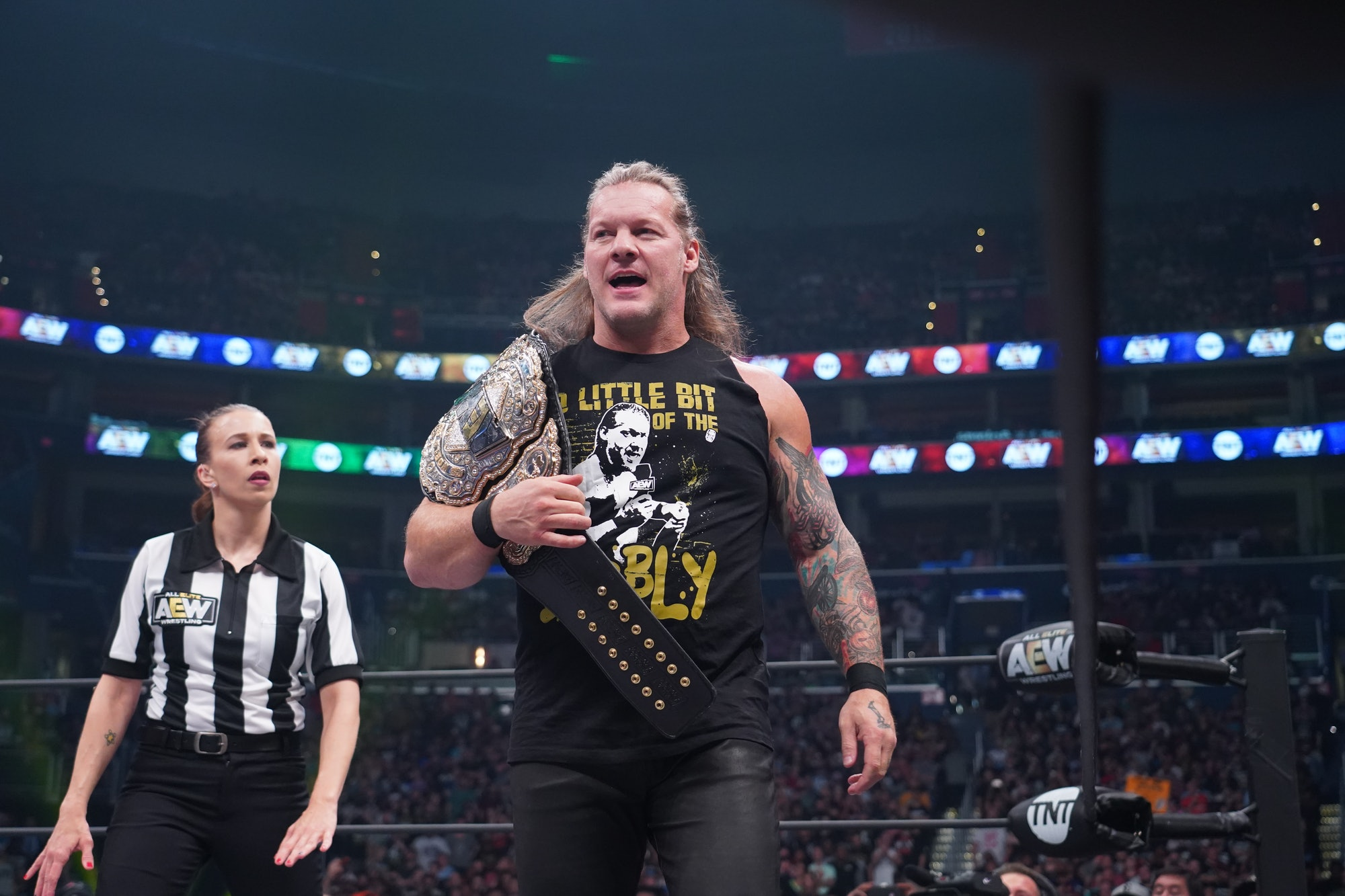 AEW TNT Chris Jericho