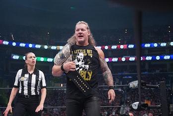 AEW TNT Chris Jericho