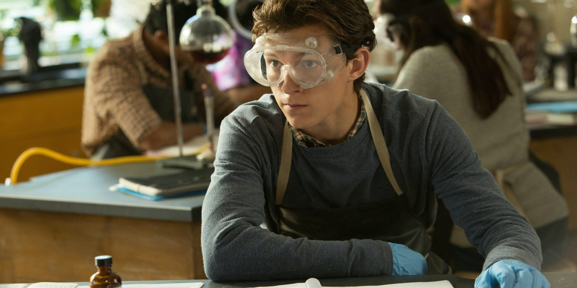 Spider-Man: Homecoming' Actor Didn't Understand American Schools