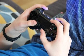 video games teens