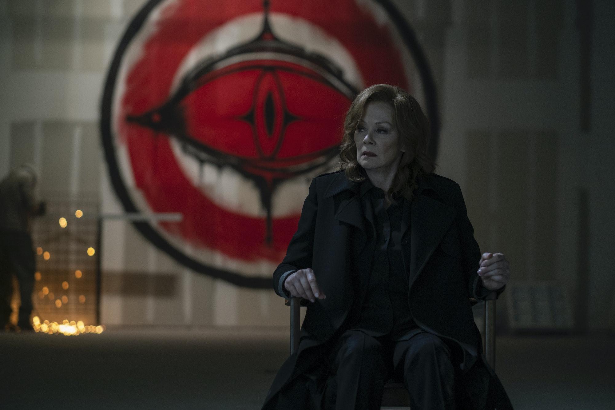 Watchmen Laurie Blake Jean Smart