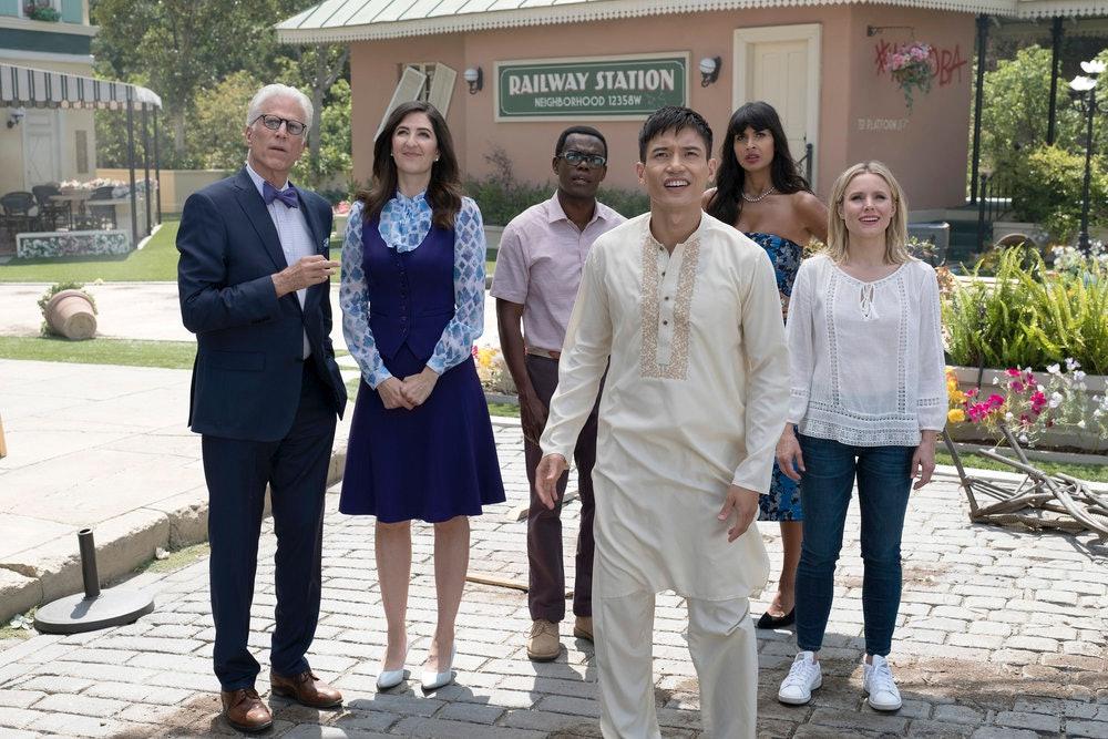 The Good Place Season 2 Netflix