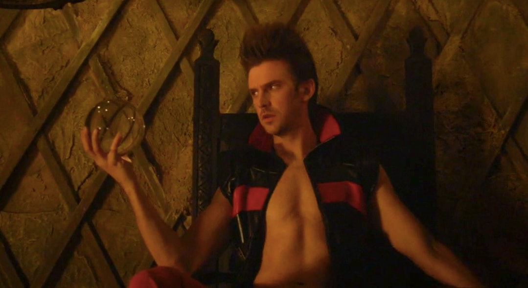 David Haller from Earth-616 in the Marvel Comics universe appeared on 'Legion'.