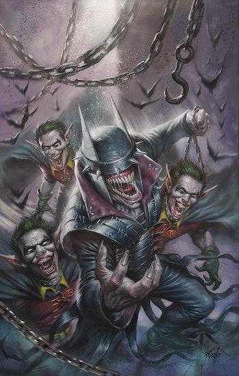Batman Who Laughs Scott Snyder Lucio Parrillo
