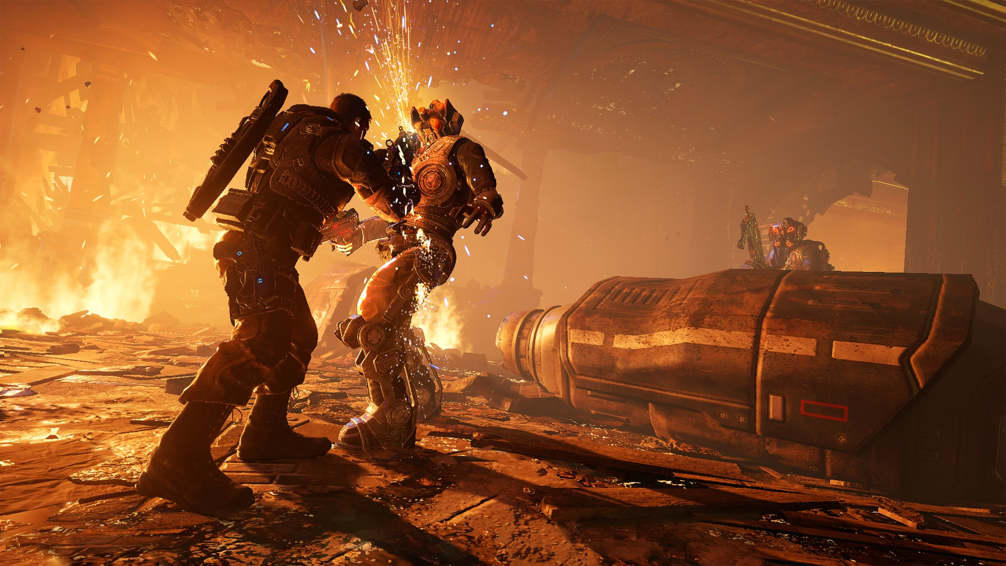 Gears of War 4 JD Fenix Xbox One