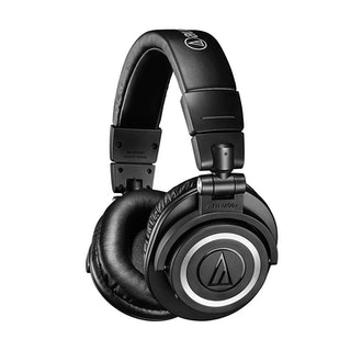 Audio-Technica ATH-M50xBT Wireless Bluetooth Over-Ear Headphones