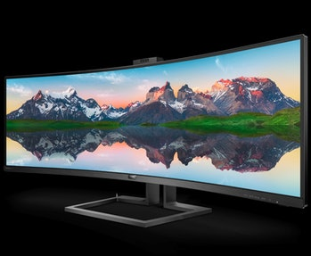 philips superwide monitor