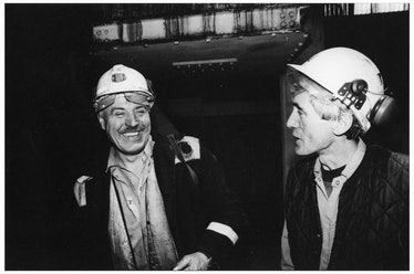 Two Miners - Wearmouth Colliery (6008270645)