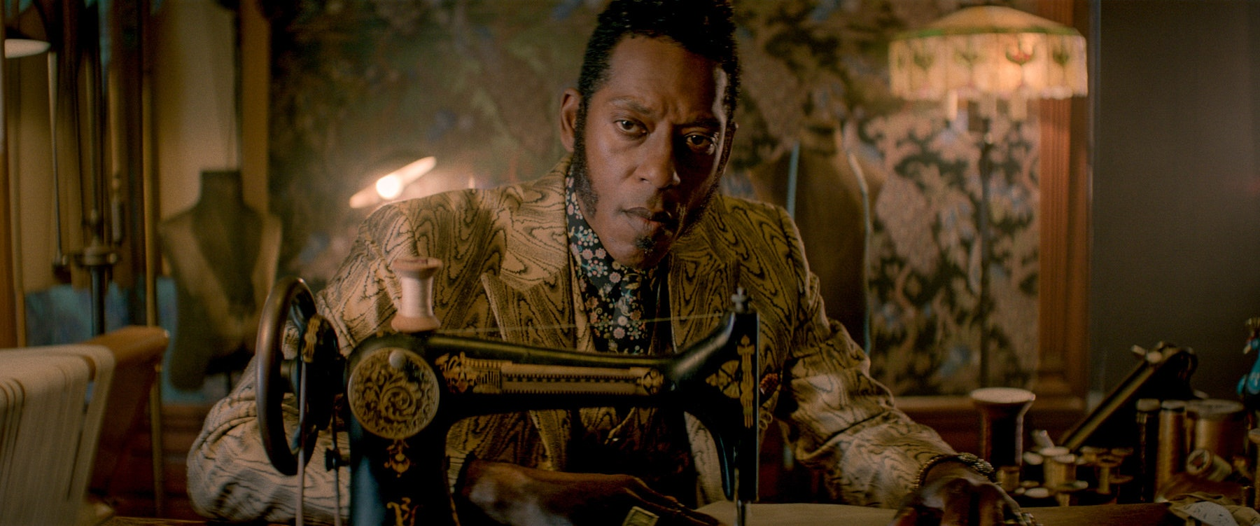 Orlando Jones Mr Nancy American Gods