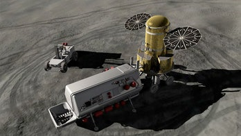 Lunar in-situ resource