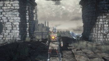 dark souls 3 armor of the sun