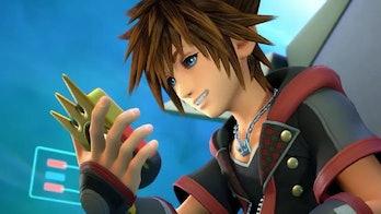 Kingdom Hearts 3 Gummiphone
