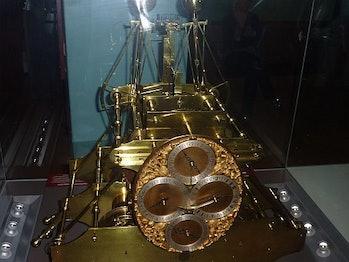 John Harrison's H1 clock