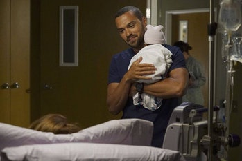 Jesse Williams on 'Grey's Anatomy'