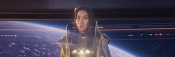 Michelle Yeoh is back.
