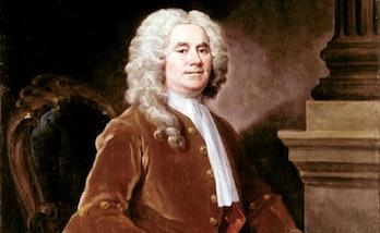 William Jones Portrait