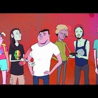Nerdland' is 'Venture Bros' Meets 'Se7en'