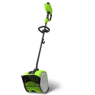 Greenworks 12-inch 40 volt Cordless Snow Shovel