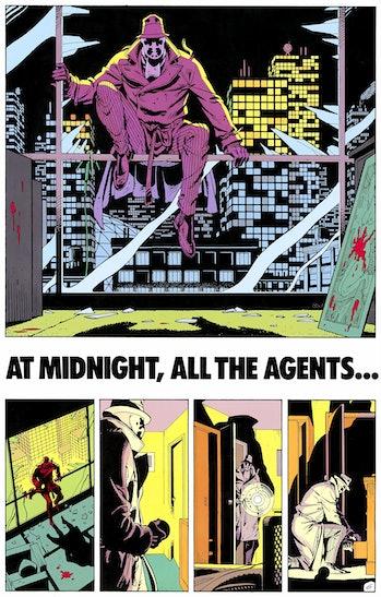 'Watchmen' Rorschach