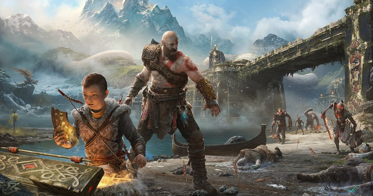 PS5 launch games could include 'God of War 5' or 'Shadow of the Colossus 2'