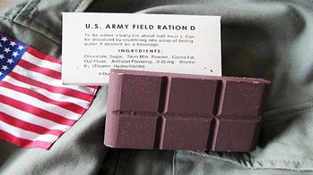 Hershey developed a heat-resistant chocolate bar for the Army in 1937.