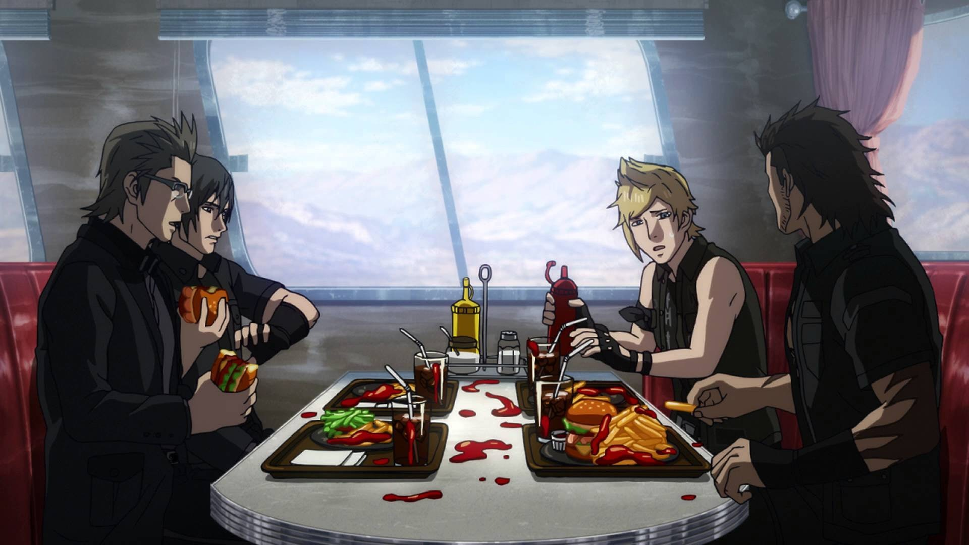 7 Best Moments From Brotherhood Final Fantasy Xv