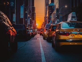 car congestion