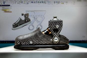 prosthetic foot young innovators ashley kimbel