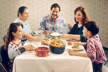 family, dinner