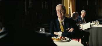 Tenet Michael Caine Christopher Nolan