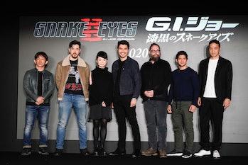 Snake Eyes GI Joe Japan