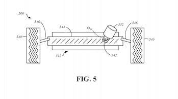 apple project titan patent