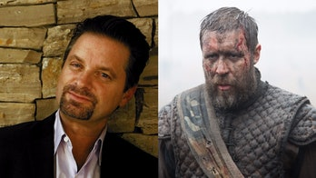 ActorShea Whigham plays James Turner in Netflix's 'Death Note' (2017), andPaddy Considine plays Ba...