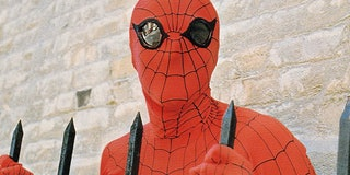 Marvel movies: The first live-action Spider-Man film is amazingly stupid