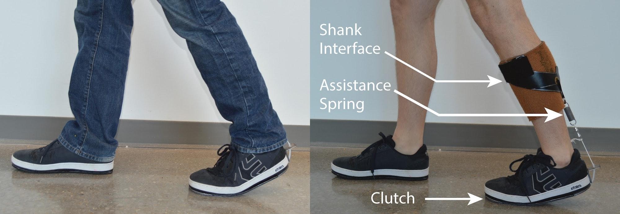 exosuit ankle