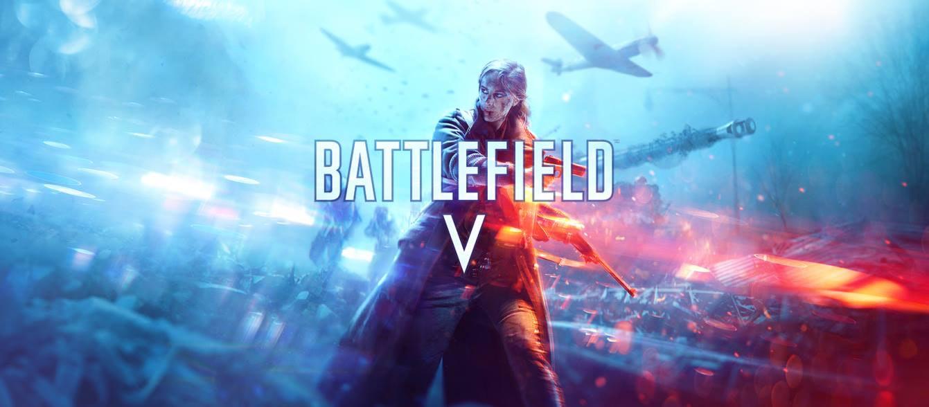battlefield 5 ea video game
