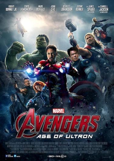 Starring John Cho Avengers