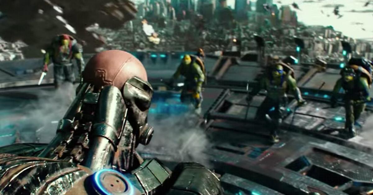 Is Teenage Mutant Ninja Turtles S Alien Cyborg Krang A Scientific Possibility