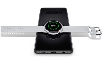 samsung galaxy watch active s10 wireless charging