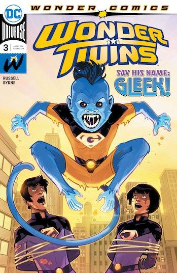 DC Comics Gleek Arrowverse